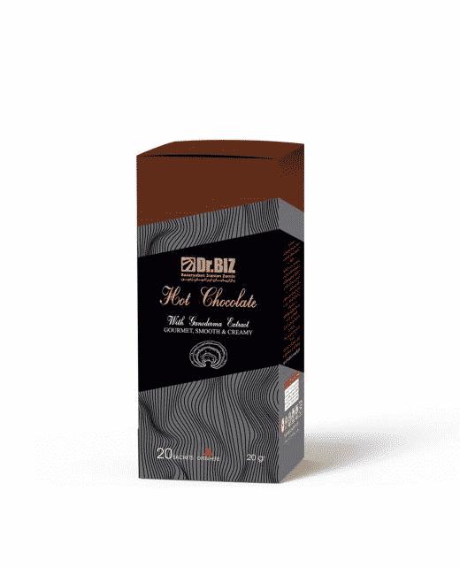 شکلات داغ گانودرما